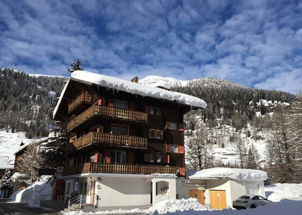 Chalet-Oberwald